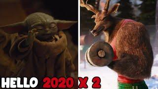 HELLO 2020 x 2