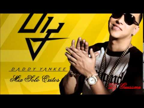 Daddy Yankee Mix Solo Exitos