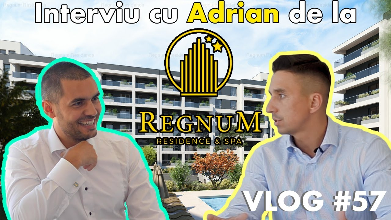 Despre cum să FACI CLIENTUL FERICIT în imobiliare | Cu Adrian PĂSTRĂV (Dezvoltator REGNUM RESIDENCE)