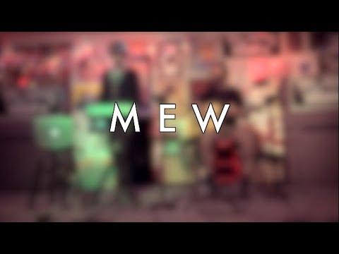 "Mew - ""Shoulders"" (Live on Radio K)"