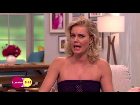 Rebecca Romijn On Female TV Roles | Lorraine