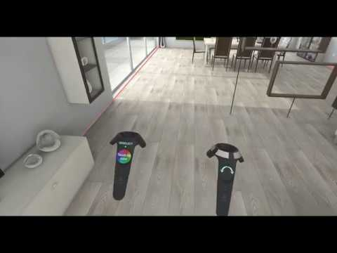 Real-time reflections in VR