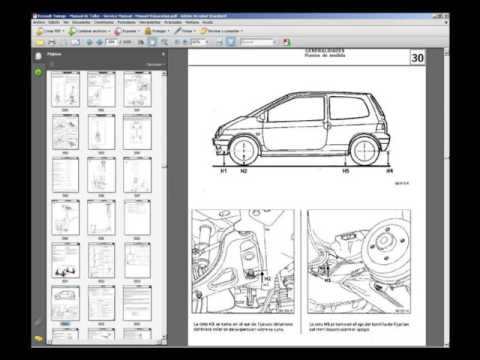 renault twingo i manual de taller service manual manuel rh youtube com renault twingo service manual pdf renault twingo service manual download