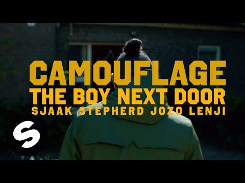 The Boy Next Door - Camouflage (feat. Sjaak & Stepherd & Jozo & Lenji) [Official Music Video]
