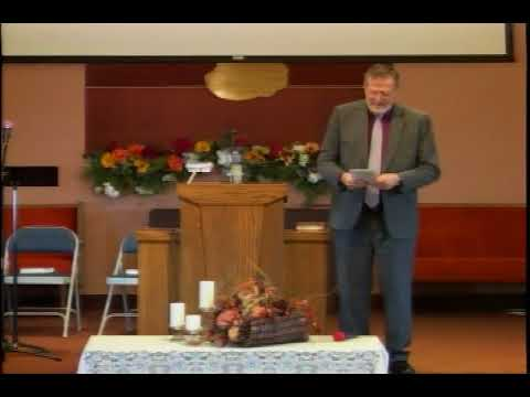 "11/25/17 "" Double it"" by Pastor Tim Gray"