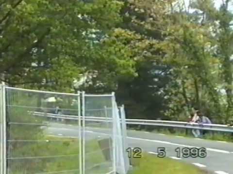 JAIZKIBEL 96 European Hillclimb championship 1996 Zabaleta, Vilariño, Kramsky, pulic...