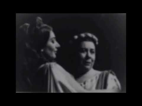 """[GREAT SOUND] Maria Callas & Giulietta Simionato, a perfect blend in """"Oh! rimembranza"""" (Norma)"""