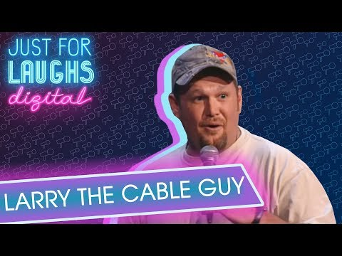 Larry the Cable Guy Stand Up  2002