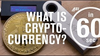 What is cryptocurrency? | IN 60 SECONDS