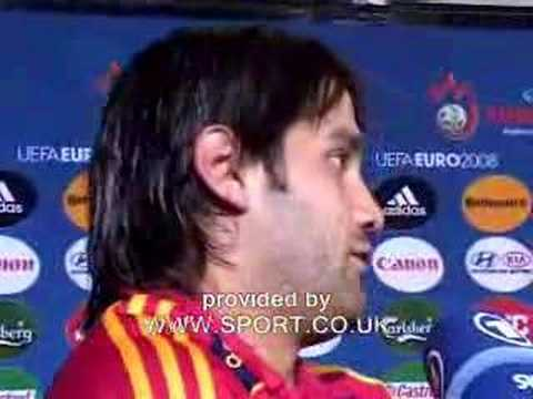 Euro 2008 - Romania vs France Christian Chivu gives his view