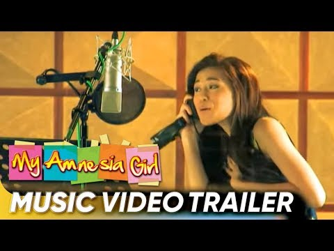 My Amnesia Girl music video by Toni Gonzaga