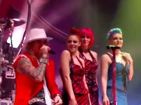 Steel Panther - Girl from Oklahoma (Indianapolis, 2015