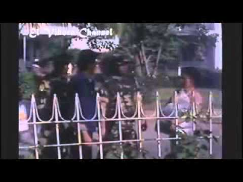 DUTERTE scene - HOSTAGE INCIDENT @ DAVAO CITY  1989 from the movie PUGOY