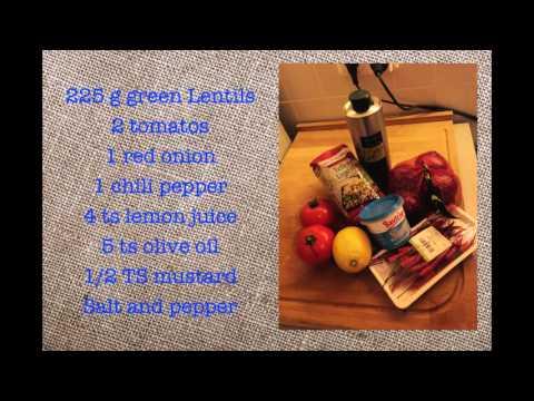 193 Culinary Delights - Burkina Faso Lentils Deluxe