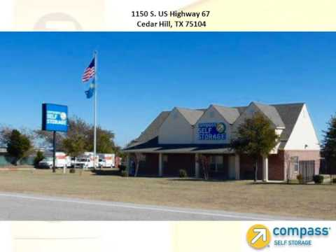 Compass Self Storage in Texas
