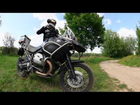 Два колеса - BMW R1200GS Adventure