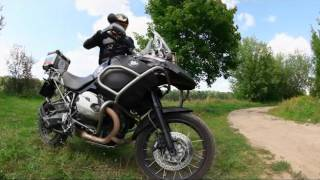 Два колеса - BMW R1200GS Adventure