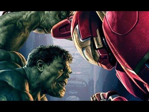 Iron Man VS Hulk ! Tony VS Banner
