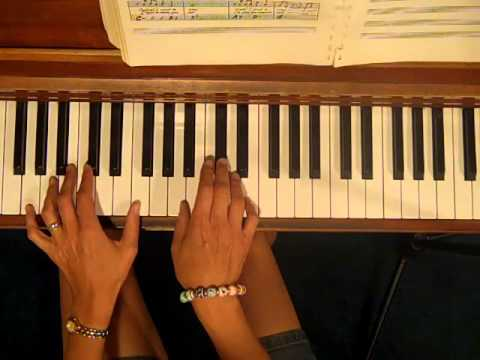 Beautiful Minor Chord Voicings from www.EasyPianoStyles.com