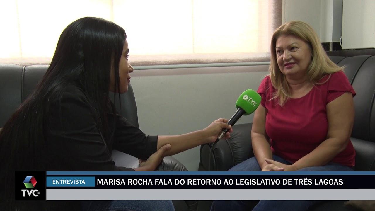 ENTREVISTA MARISA ROCHA