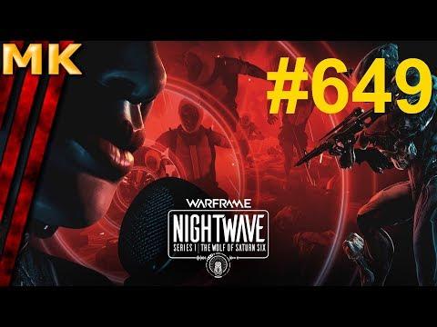 Warframe, Teil 649 - Update 24.3.0 + 1, Nightwave, Ende der Alerts - (deutsch/german) [HD/1080p] thumbnail