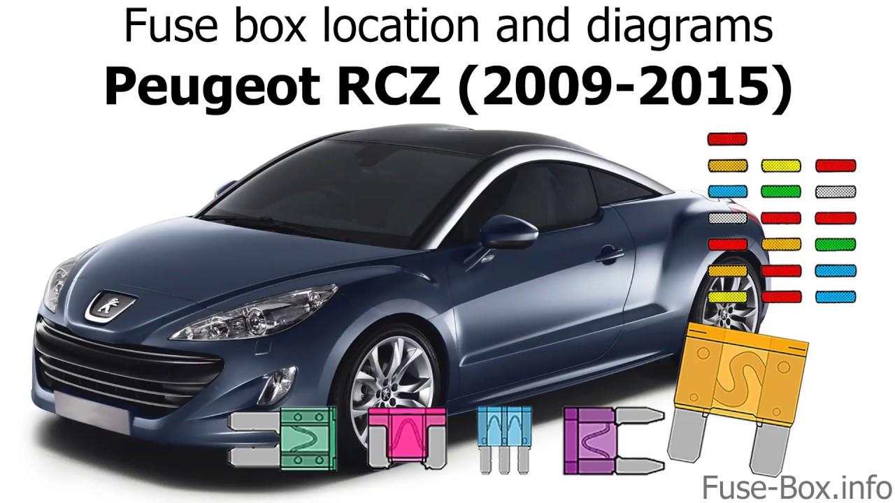 Peugeot 308 Fuse Box Fault