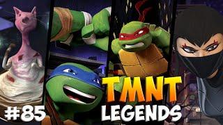 Черепашки-Ниндзя: Легенды. Прохождение #85  FINAL Bosses (TMNT Legends IOS Gameplay 2016