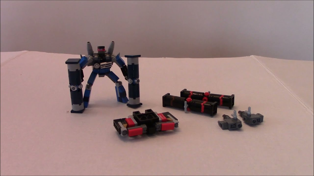 lego transformers rumble amp frenzy by bwtmt brickworks