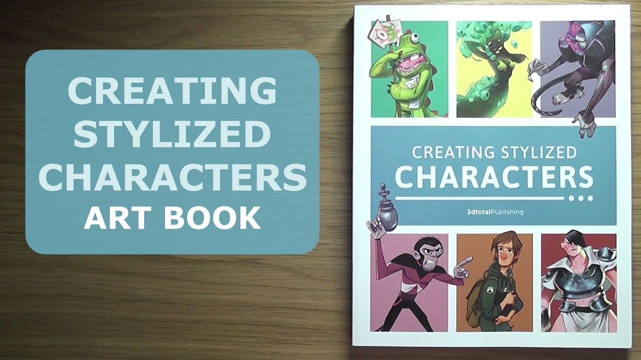 creating stylized characters pdf free download