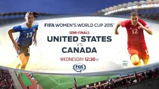 In-Game Promo For FIFA Women's World Cup 2015