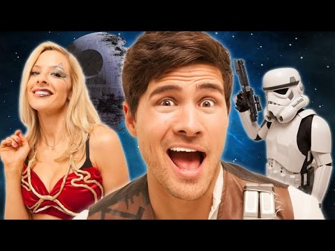 DISNEY'S STAR WARS BLIND DATE