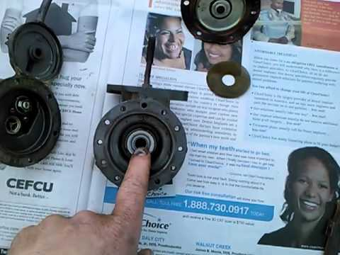 Tr3 fuel pump rebuild kit youtube tr3 fuel pump rebuild kit ccuart Gallery
