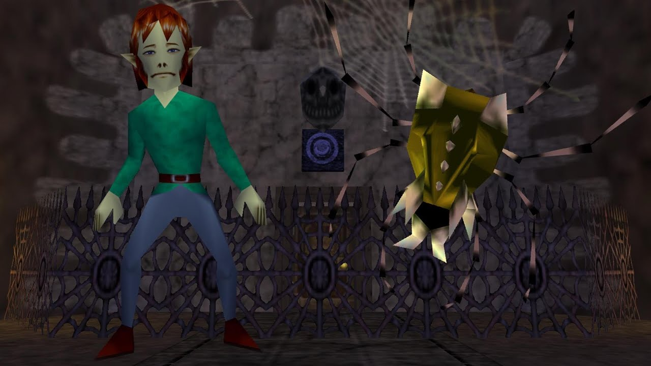 Let 39 s play majora 39 s mask ultimate challenge part 12 for Housse zelda