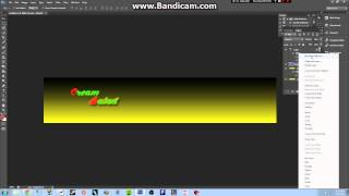 Repeat youtube video [HQ] Twitch.TV Banner Tutorial w/ Photoshop