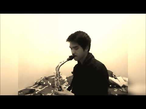 Risalah Hati (Dewa 19) Saxophone Cover by Davin Silitonga
