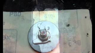 ремонт кпп снегоход динго-150. С помощью болгарки и напильника.(Это видео создано в редакторе слайд-шоу YouTube: http://www.youtube.com/upload., 2016-02-07T04:39:01.000Z)