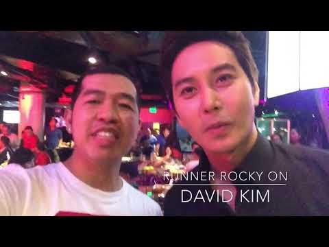 "Korean Actor David Kim Shares Experience in the Philippines while Doing ""My Korean Jagiya"""