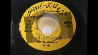 I Don't Mind Doin' It ~ The Coalitions