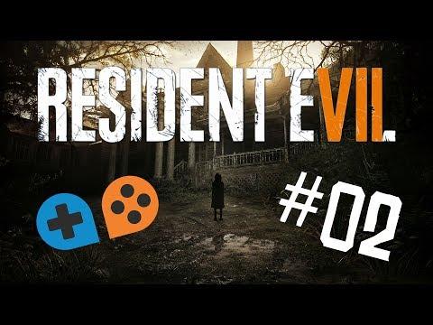 Beanis spiller: Resident Evil 7 (#02)