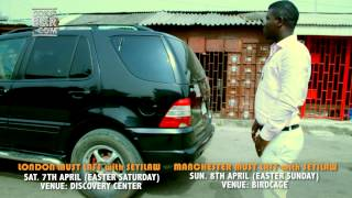 SEYILAW GOT ROBBED BEFORE EASTER SHOW UK MUST LAUGH