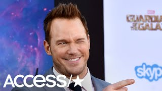 Chris Pratt Writes Hilarious Caption On Katherine Schwarzenegger's First Solo Photo Of Him | Access