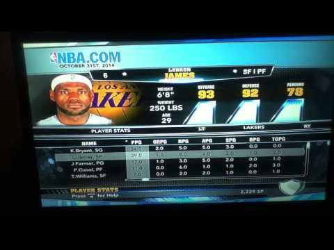 NBA 2K14 MyCareer Crazy Free Agency!!!!