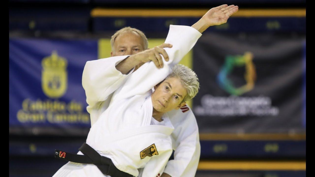 Kata European Judo Championships Gran Canaria 2019 - Highlights Day 2