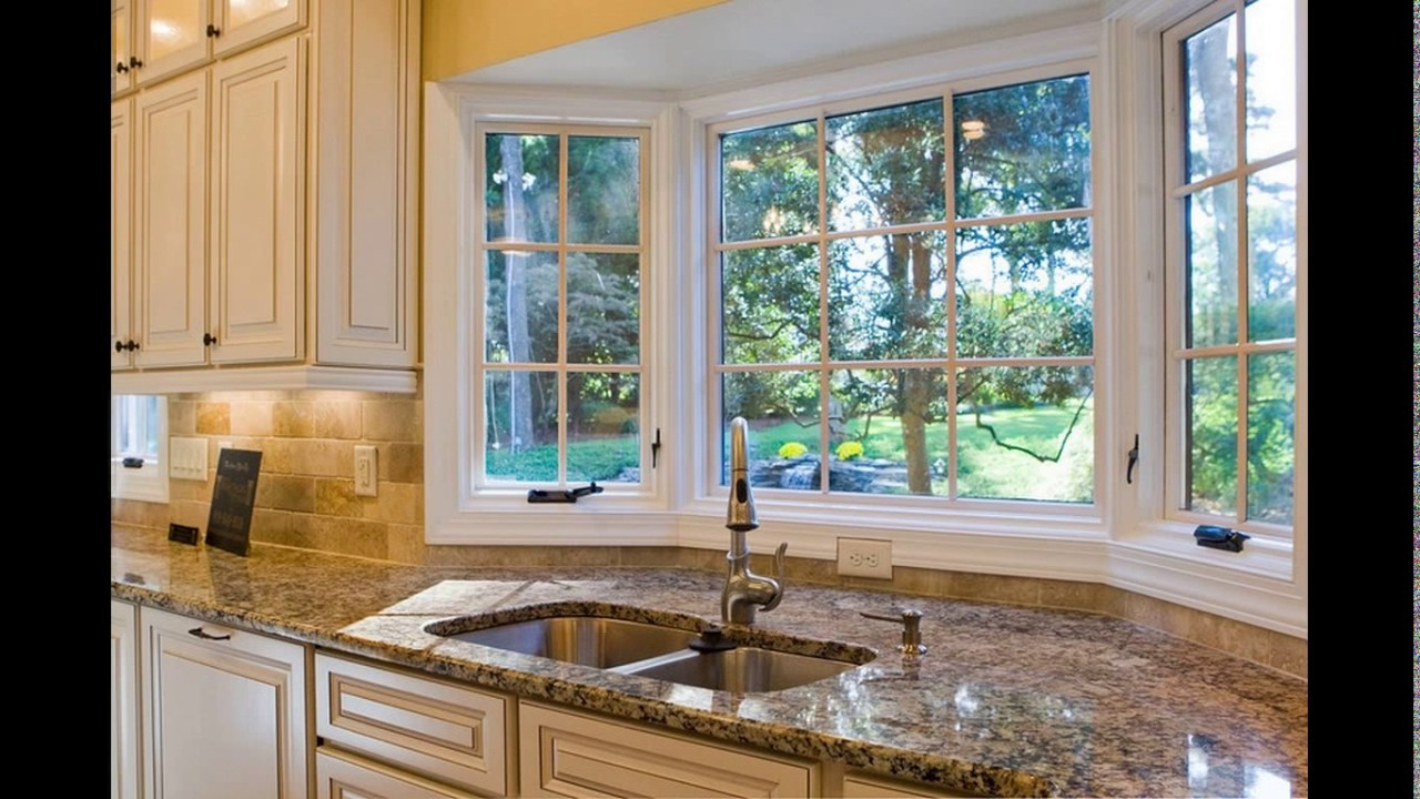 Kitchen Bay Window Design Ideas Youtube
