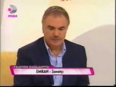 EMRAH CANLI YAYIN TEL.BAGLANTISI MAX D