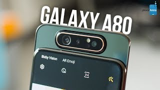 Samsung Galaxy A80 review - is this the ultimate 'all screen' phone?