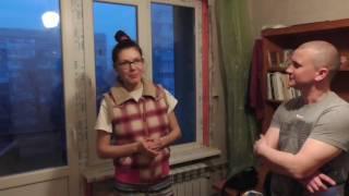 Отзыв клиента Равелин Паламарчук Ирины остекление квартиры окна VEKA 01 03 17