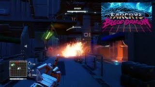 Far Cry 3: Blood Dragon Leaked Gameplay (PC) (Part1)