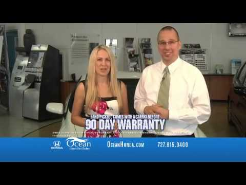 Ocean Honda Port Richey Used Cars