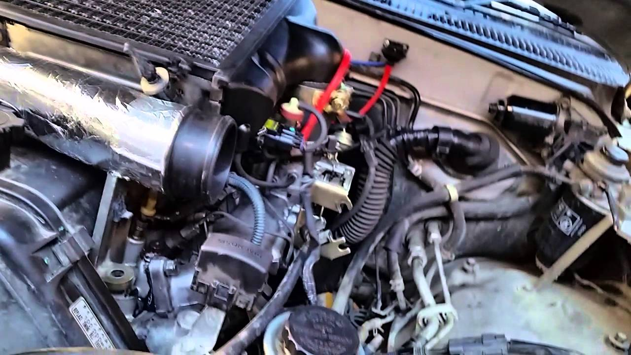 Toyota 1kz-te turbodiesel First start after fitting ...